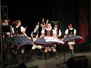 Koncert cimbálové muziky Jagár v Havířově.