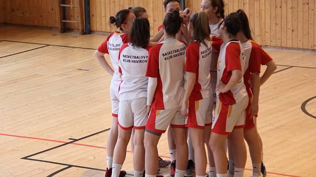 Basketbalistky Havířova dokázaly urvat důležitou výhru.