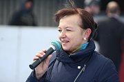Ředitelka SPŠ Karviná Česlava Lukaštíková.