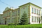 Budova doubravské školy byla postavena v roce 1910.