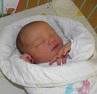 Jan Hemmer se narodil 13. ledna paní Lucii Válkové z Karviné. Po porodu Honzíček vážil 4080 g a měřil 52 cm.