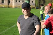 To orlovský trenér Martin Velký měl úplně opačnou náladu.