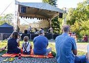V rámci jednodenního festivalu vystoupili i Lenka Dusilová, David Stypka či Noisy Pots.