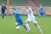 Petrovickým fotbalistům se nevedlo.