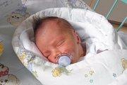 Filipek Žáček se narodil 7. října mamince Haně Černekové z Petřvaldu. Porodní váha chlapečka byla 2880 g a míra 50 cm.