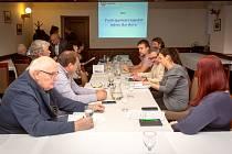 Jednání o participativním rozpočtu v Havířově.