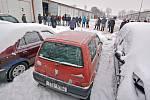 Bohumín vydražil auta.
