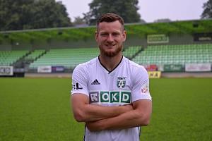 Fotbalový obránce Antonín Křapka je novou posilou MFK Karviná.