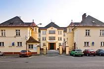 Budova nemocnice Český Těšín