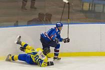 Hokejisté Karviné poslali Přerov k zemi. Zahrají si finále druholigové skupiny Východ.