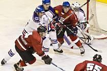 Hokejisté padli i v Hodoníně.