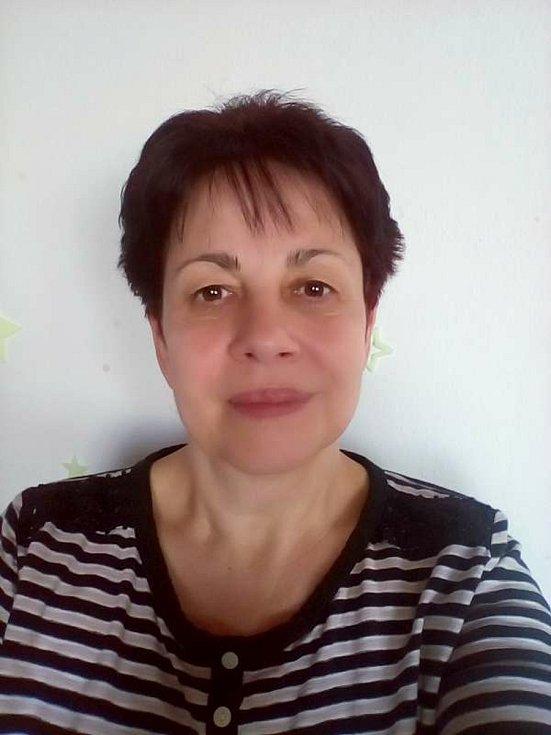 Stanislavice. Ředitelka školy Alena Kašíková.