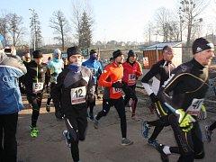 Poslední den v roce se v Karviné konal již 32. ročník Silvestrovského běhu.