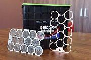 Výrobce bateriových technologií HE3DA.