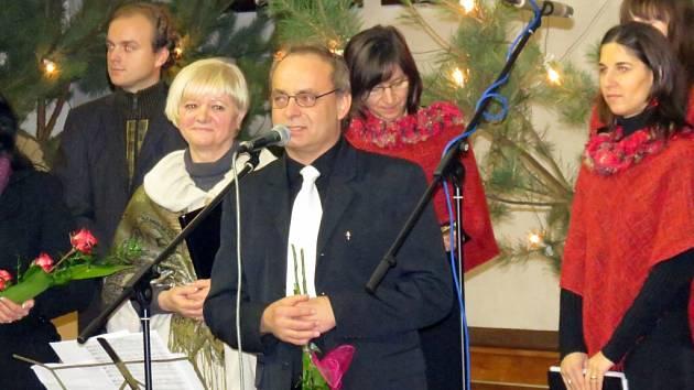 Na sv. Štěpána se v havířovském kostele sv. Anny konal tradiční vánoční koncert ženského pěveckého sboru Canticorum a jeho hostů.