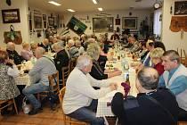 V Horní Suché se sešli členové všech klubů hornických důchodců z regionu na valné hromadě.
