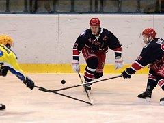 Hokejová Karviná účast ve druhé lize vzdala.