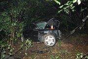Tragická dopravní nehoda v Karviné-Dolech.