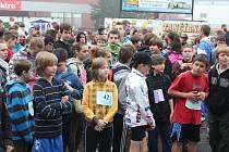 Běh 3. května v Orlové.