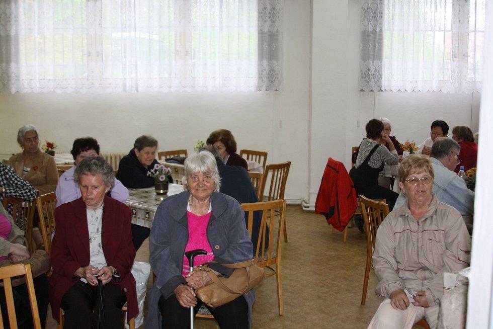 Zápis na dotovanou rekreaci havířovských seniorů na Slovensku.