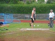 Třetí kolo atletických družstev v Šumperku přineslo vítězství Havířovu.