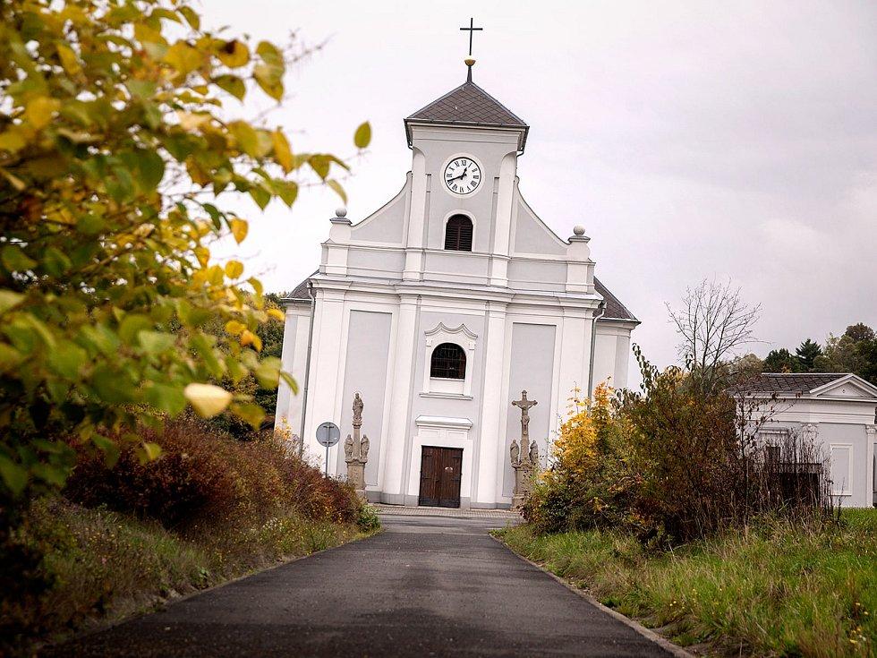 Z kostelů na Karvinsku.