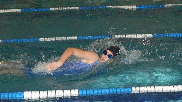 Krátký bazén na MČR medaili karvinským plavcům nepřinesl.