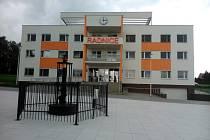 Obecní úřad v Petřvaldě.
