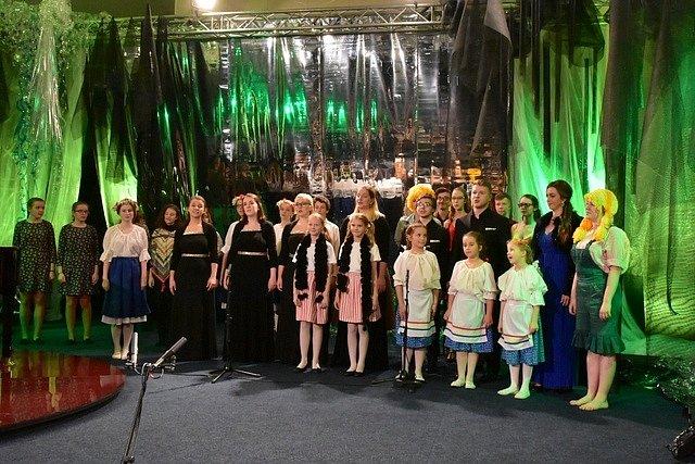 Z minulých ročníků soutěže Stonavská Barborka