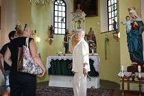 V rámci Dnů evrospkého dědictví otevřelo své brány zajímavých karvinských památek. Prohlídka kaple sv. Anny v Karviné-Ráji patřila k letošním novinkám.
