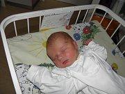Davídek Vilém se narodil 23. prosince paní Michaele Vilémové z Karviné. Porodní váha Davídka byla 3860 g a míra 50 cm.