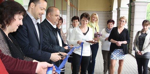 ADRA otevřela novou pobočku na havířovském Podloubí.