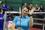 Kristína Gavnholt nezklamala a přidala do sbírky 1,5 bodu.