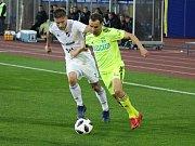 Jan Moravec (vpravo) toho v lize zažil už hodně. A pamatuje si i na další podobné výpadky, jaký se stal v sobotu Karviné.