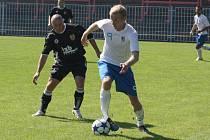 Havířovští fotbalisté si z Mikulovic nepřivezli nic.