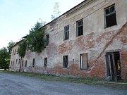 Zámek v Chotěbuzi.