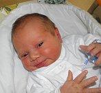 Šimonek Graňák se narodil 12. listopadu paní Lucii Čižmarikové z Karviné. Porodní váha chlapečka byla 3610 g a míra 50 cm.