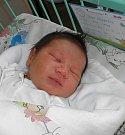 Filípek se narodil 10. listopadu paní Margitě Pechové z Karviné. Po narození miminko vážilo 3650 g a měřilo 50 cm.