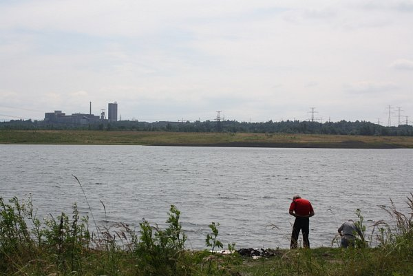 Darkovské moře pro mnoho Karviňanů vyhledávanou rekreační lokalitou.