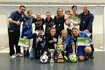 Vítězný tým Havířova.