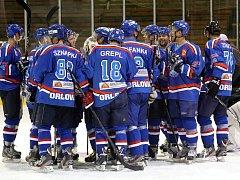 Orlovští hokejisté usilovali v posledních letech o vítězství v krajském přeboru. Letos se to povedlo.