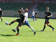 Havířovští fotbalisté vyhráli v Novém Jičíně a potvrdili, že venkovní prostředí jim vyhovuje mnohem lépe.