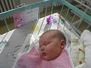 Terezie Kusnierzová se narodila 2. ledna paní Veronice Janíkové z Karviné. Po narození holčička vážila 4120 g a měřila 50 cm.