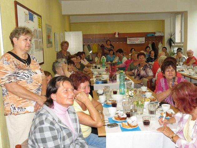 Regionální setkání onkologických klubů ze severu Moravy.