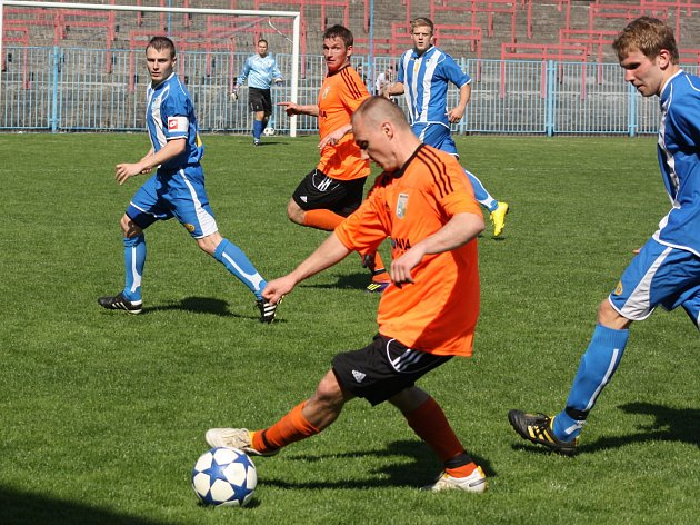 Derby v divizi - Havířov vs. Petrovice.