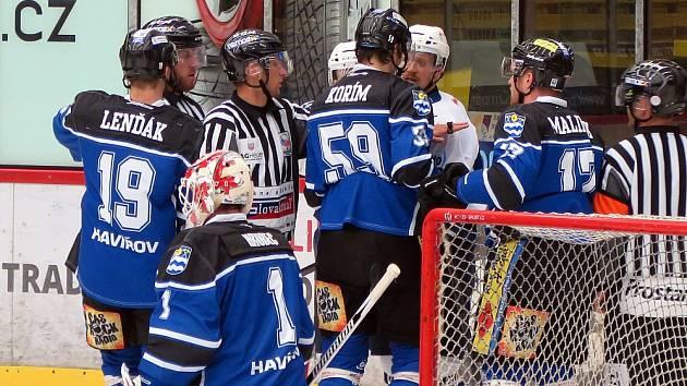 Havířovští hráči prohráli v Šumperku.