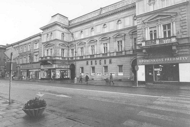 Muzeum Těšínska vČeském Těšíně.