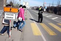 Rekonstrukce nádraží vyžaduje také plné nasazení místních strážníků.
