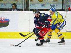 Karvinští hokejisté se dál výsledkově trápí.