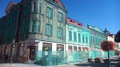 Zhruba za rok může začít rekonstrukce tří historických domů na náměstí v Karviné-Fryštátě.